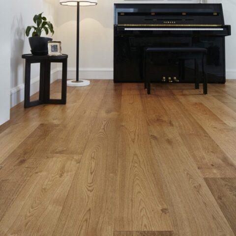 Prestige Oak Flooring - Espresso, Geelong